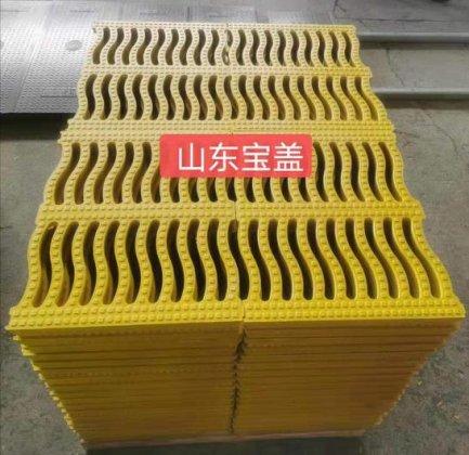球墨铸铁复合树脂篦子